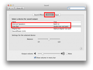 remember to change audio output settings after disabling AirParrot audio