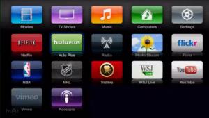 Hulu Plus for Apple TV