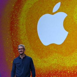 Tim Cook unveils new Apple products