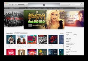 iTunes 11 Store