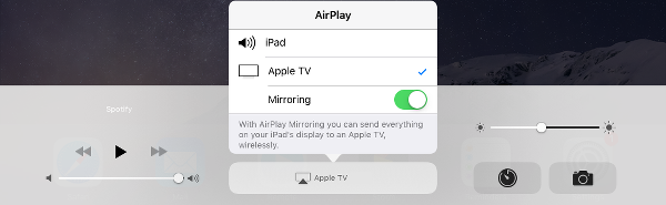 AirPlay Screen Mirroring
