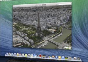 Maps for OS X Mavericks