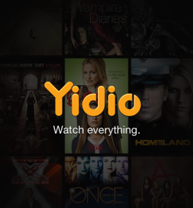 Yidio for iPhone
