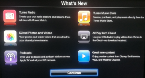 Apple TV 6.0 new features