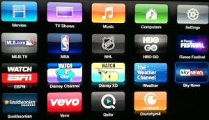 Apple TV post 3.5 update