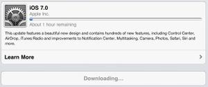 iOS 7 worth updating