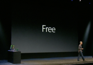 OS X Mavericks is Free
