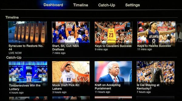 120 Sports on Apple TV