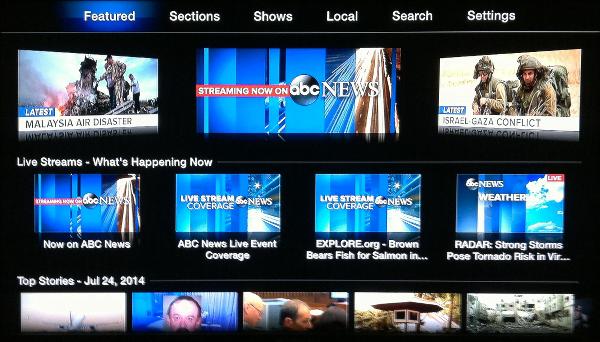 ABC News on Apple TV