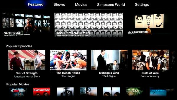 FX NOW on Apple TV