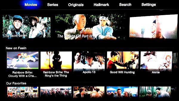 Feeln on Apple TV
