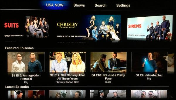 USA NOW on Apple TV