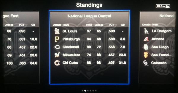 Apple TV MLB