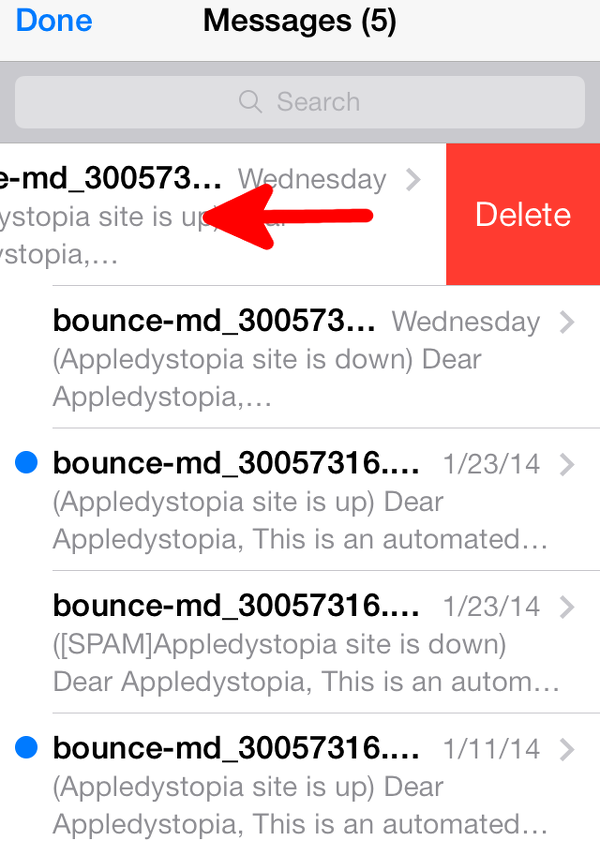 how to delete messages on iphone 5 how to free up space on your iphone page 5 appledystopia 19983