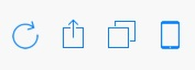 AirWeb toolbar