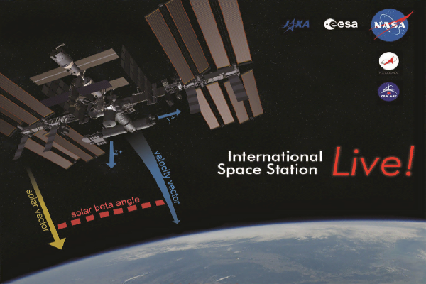 ISS Live app for the iPhone