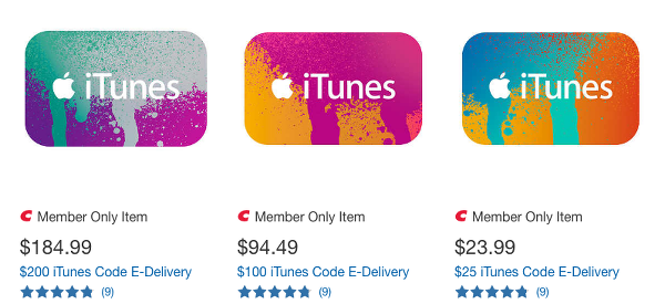 where can i buy a costco gift card buy itunes gift cards at a discount appledystopia 3697