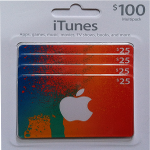 Buy iTunes Gift Cards at a Discount