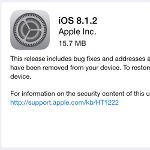 iOS 8.1.2: Worth Upgrading?