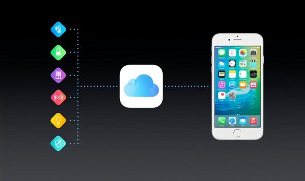 iOS 9 HomeKit with iCloud