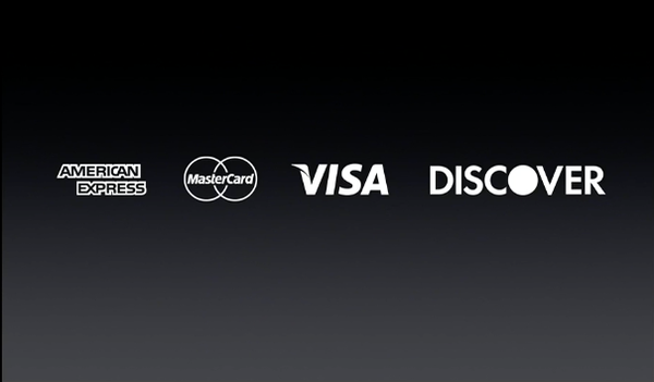 Discover card for ApplePay