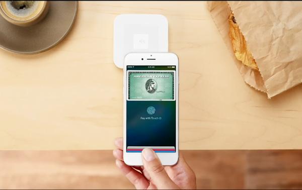 Square reader for ApplePay