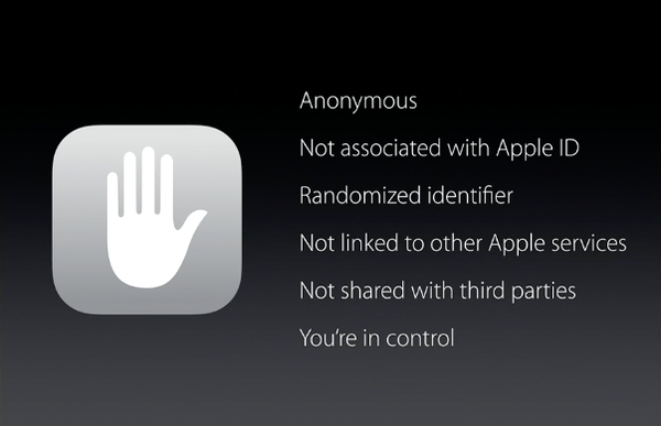 iOS 9 intelligence features ensure privacy