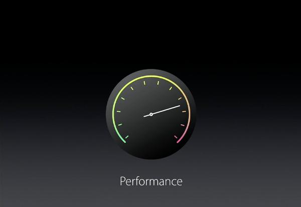 OS X 10.11 El Capitan performance improvements