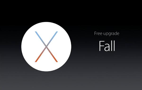 OS X 10.11 El Capitan release date