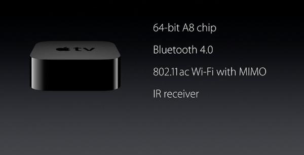 Apple TV 4 Hardware