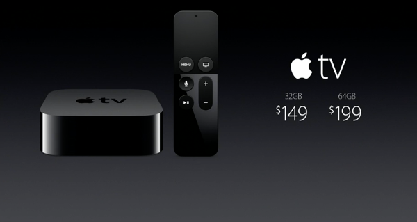 Apple TV 4 Price by Model