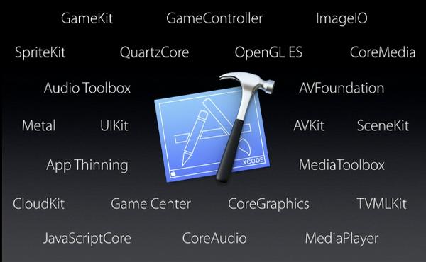tvOS APIs for Apple TV 4