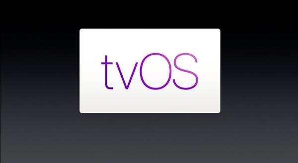 tvOS for Apple TV 4