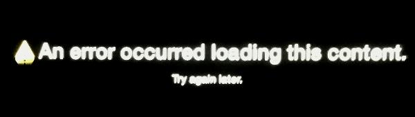 popcorn time error loading data