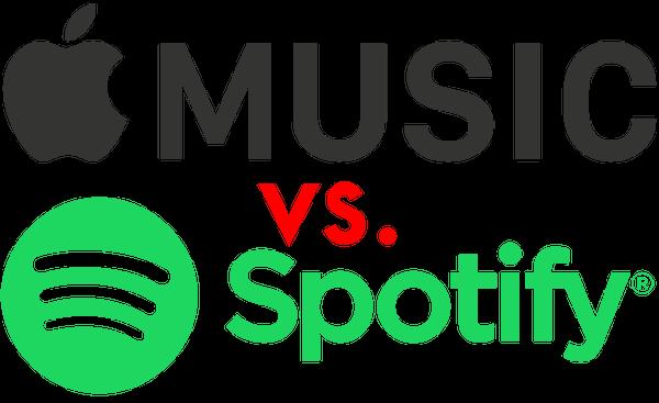 Apple Music Vs Spotify Page 1