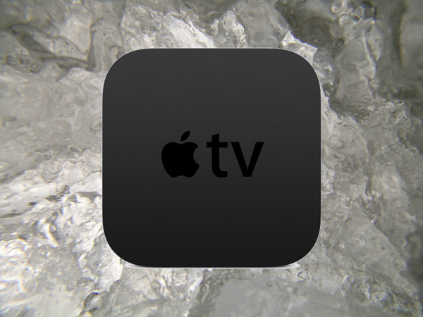Fix Frozen Apple TV 4