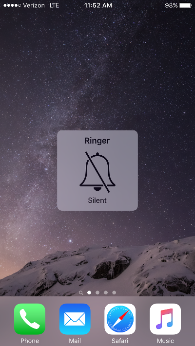 Block Calls on iPhone Turn off Ringer