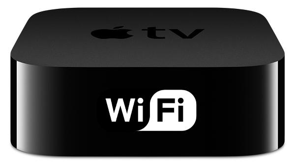 Apple TV 4: Fix WiFi Problems