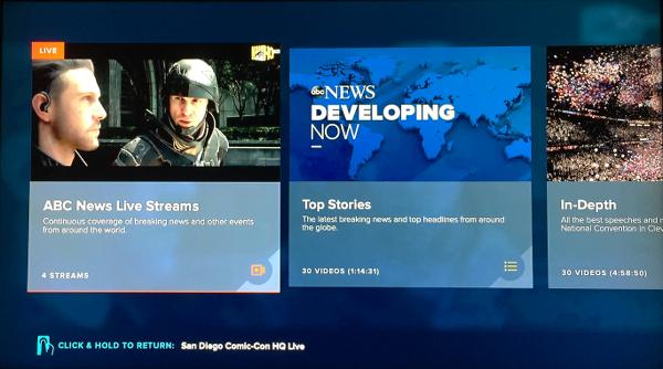 ABC News Playlists