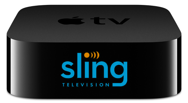 Apple TV 4 Watch Live TV with Sling TV