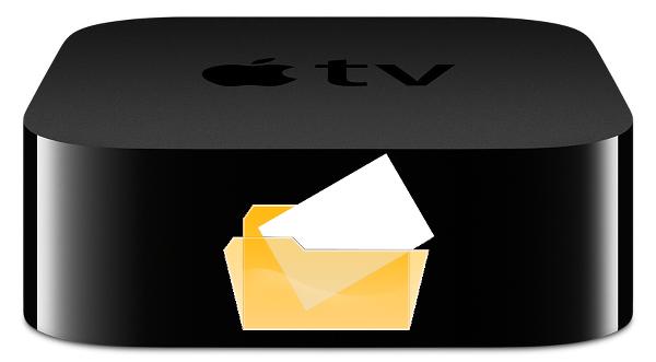 Apple TV 4 Using Folders
