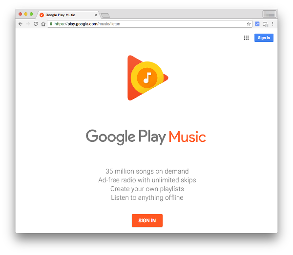 Great Sign Up For Google Play Music Free Trial