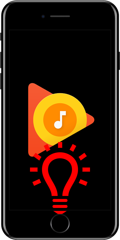 Google Play Music Tips for the iPhone