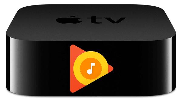 Google Play Music Tips for Apple TV
