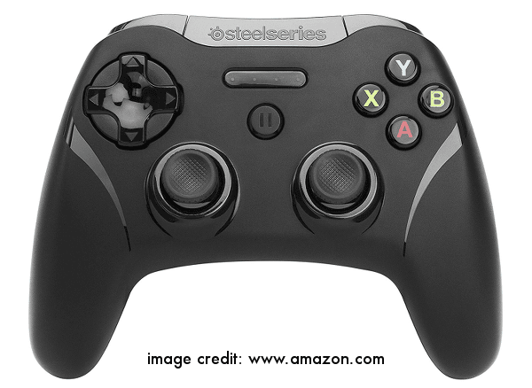 SteelSeries Stratus XL for Apple TV