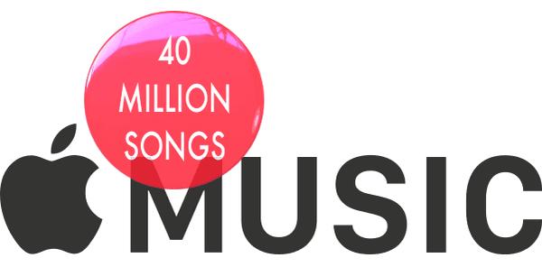 Apple Music Now Has 40 Million Songs