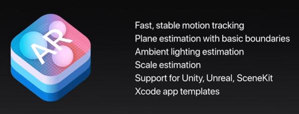 iOS 11 ARKit