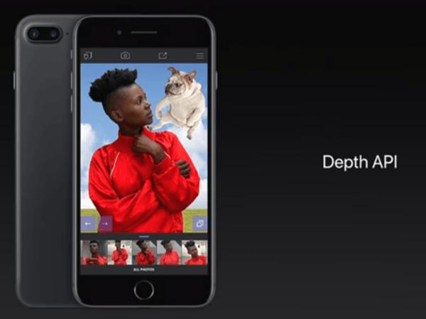iOS 11 Depth API