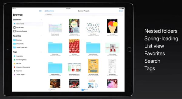 iOS 11 Files App