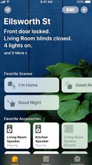 iOS 11 HomeKit Speakers